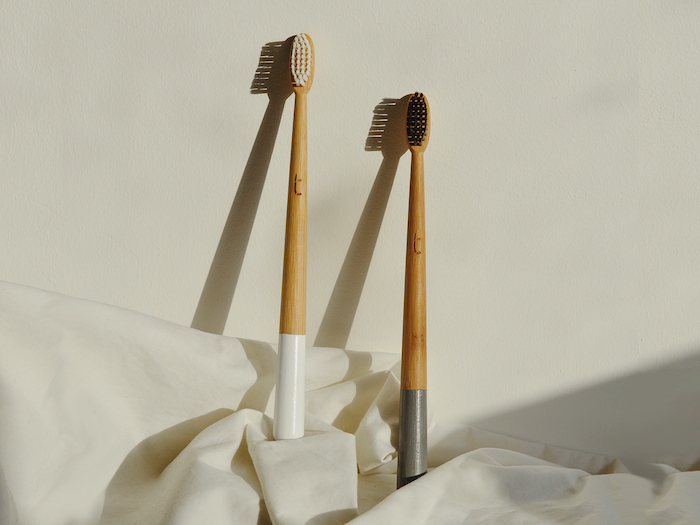 Brush the eco friendly way with the Truthbrush
